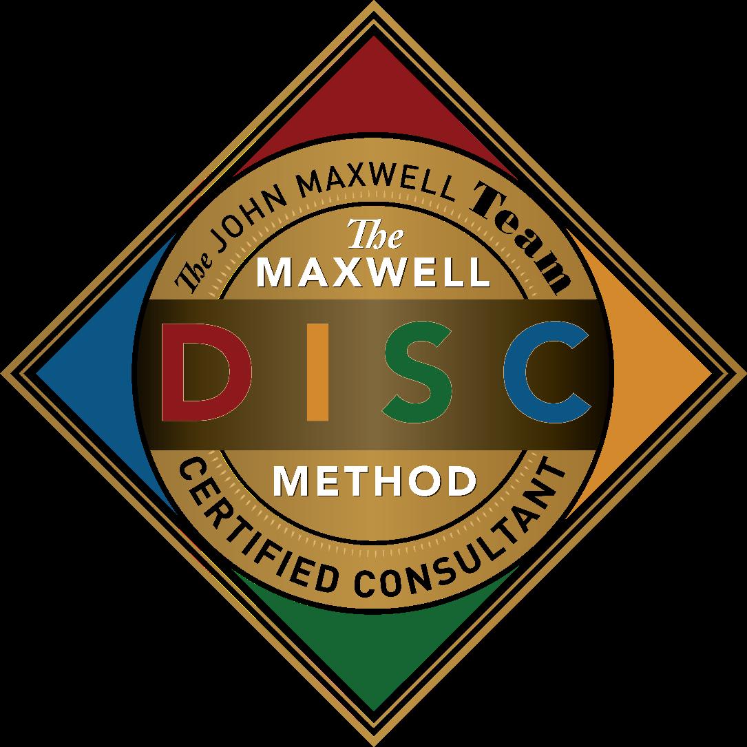John Maxwell Disc Certified Consultant logo